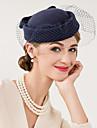 lănțișoare net de fascinatori pălării capul clasic feminin stil