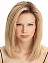 Parrucche sintetiche Liscio Capelli sintetici Resistente al calore Biondo Parrucca Per donna Parrucca naturale Senza tappo / Si