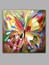 Pictat manual Artă Pop Pătrat, Clasic Modern pânză Hang-pictate pictură în ulei Pagina de decorare Un Panou