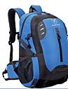 40 L ryggsäck Laptopväska Cykling Ryggsäck Backpacker-ryggsäckar Camping Klättring Fritid Sport Cykling / Cykel Skola Resa Vattentät