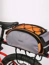 ROSWHEEL 13 L Torba rowerowa na bagażni Torba na ramię Torby rowerowe na bagażnik Odporność na wilgoć Zdatny do noszenia Odporny na wstrząsy Torba rowerowa Skóra PU Poliester 600D Torba na rower