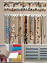 bijuterii cu cârlige / bijuterii de perete bijuterii / depozitare bijuterii rack