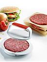 Köksredskap Plast DIY Mögel för kött 1st