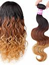 Peruanskt hår Kroppsvågor Hårförlängning av äkta hår 1 st. 0.1