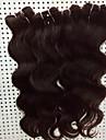 Brasilianskt hår Obehandlad hår Kroppsvågor Hårförlängning av äkta hår 4pcs Luktfri Heta Försäljning Bästa kvalitet Naturlig Förlängning