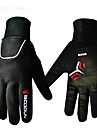 BOODUN® Aktivitet/Sport Handskar Aktivitet & Sporthandskar Vinterhandskar Cykelhandskar Håller värmen Andningsfunktion Slitsäker