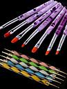 Manucure Brosses Kit pour ongles Outils Kits Classique Haute qualite Quotidien