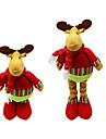 Holiday Decorations Cadouri de Crăciun Christmas Toys Pungi de cadou Jucarii Costume Moș Elk Om de zapada Bucăți Crăciun Cadou
