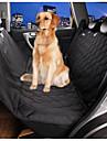 Hond Hoes Voor Autostoel Huisdieren Matten & Pads waterdicht Vouwbaar Zwart Voor huisdieren