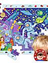 Förstoringsglas Utbildningsleksak Originella Trä Barnens Dag Flickor Pojkar Present