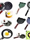 Ustensile de bucătărie MetalPistol Bucătărie Gadget creativ Tăvi și prăjituri pentru prăjituri Pentru ustensile de gătit 6pcs