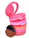 5 Fards Poudre Gloss colore Longue Duree Naturel Visage