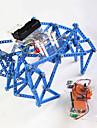 crab regat pachet de puzzle asamblat materiale jucărie DIY cu control de la distanță bovine de lemn cal fiara mecanică 79