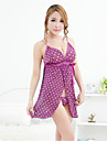 Feminin Costume Pijamale Organza Buline Violet