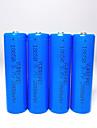 Batterier Batteri Skal Uppladdningsbar Kompakt storlek Nödsituation för 18650 18650