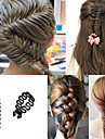 Plastic Hair Tool 1 Wedding Special Occasion Casual Office & Career Outdoor Headpiece