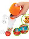 Plastique Creative Kitchen Gadget Pour Fruit Mold DIY