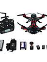 Drone Walkera Runner250(R) 6Canaux 3 Axes Avec Camera Controler La Camera Positionnement GPS Avec CameraQuadri rotor RC Telecommande