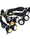 JIAWEN 2pcs Bilar Glödlampor 1.5W COB LED Utomhuslampor lampor / Baklykta / Varselljus