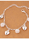 Pentru femei Brățări cu Talismane La modă costum de bijuterii Aliaj Round Shape Bijuterii Pentru Petrecere