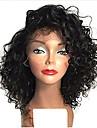 100% cheveux humains vierges perruque dentelle bouclee pleine dentelle avec noeuds blanchis perruque afro-americaine naturelle delie 130% 120%