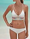 Dame Poliester Cu Bretele,Bikini Floral Imprimeu