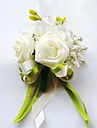 Flori de Nuntă Buchete Butoniere Decor Nuntă Unic Altele Flori Artificiale Nuntă Ocazie specială Party / Seara Material Dantelă Satin