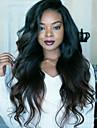 Obehandlad hår Hel-spets Peruk Brasilianskt hår Kroppsvågor 150% Densitet Med Babyhår Afro-amerikansk peruk Naturlig hårlinje Korta Lång