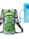 12Lryggsäck för Camping Fritid Sport Resa Sportväska Vattentät Bärbar Stötsäker Multifunktionell Löparbälte