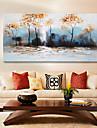 Imprimeu pânză întins Peisaj Stil European,Un Panou Canava Orizontal print Arta Decor de perete For Pagina de decorare