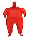 Brottare Cosplay Kostymer / Dräkter Uppblåsbar kostym Maskerad Halloween Rekvisita Film-cosplay Trikå / Onesie Luftblåsare Jul Halloween