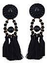 Pentru femei Cercei Picătură La modă Euramerican costum de bijuterii Aliaj Round Shape Bijuterii Pentru Petrecere Zilnic