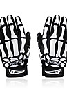 QEPAE Aktivitet/Sport Handskar Cykelhandskar Håller värmen Snabb tork UV-Resistent Andningsfunktion Begränsar bakterier Lättvikt Helt