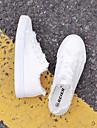 Damă Pantofi PU Primăvară Confortabili Adidași Pentru Casual Alb Negru Albastru Deschis