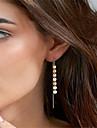 Pentru femei Cercei Set Cercei Dangle Bijuterii La modă Personalizat Euramerican Articole de ceramică Line Shape Bijuterii Pentru