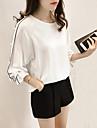 Pentru femei Mărime Plus Size Bluză Ieșire Concediu Sofisticat - Mată