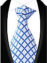Bărbați Dungi Petrecere Birou De Bază, Poliester - Cravată