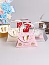 25pcs mână de nunta favorizează caseta de bomboane caseta de bomboane decorare nunta
