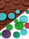 bakformen för Ice för choklad För Godis Silikon DIY 3D Teflonbehandlad Miljövänlig