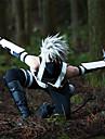 Innoittamana Naruto Hatake Kakashi Anime Cosplay-asut Cosplay Puvut Patchwork Hihaton Liivi / Housut / Hihat Käyttötarkoitus Miesten / Naisten