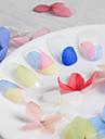 36 pcs Tırnak Takısı tırnak sanatı Manikür pedikür Günlük Çiçek / Moda / Nail Jewelry