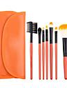 7pcs Makyaj fırçaları Profesyonel Fırça Setleri / Allık Fırçası / Far Fırçası Sentetik Saç Klasik / Sincap Kılı Fırça