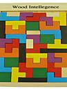 Tetris / Byggklossar 1pcs Utbilding Unisex Present