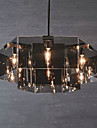 QINGMING® Ljuskronor Fluorescerande - designers, Rustik / Stuga, 110-120V 220-240V Glödlampa inte inkluderad