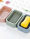 Nordic dublu de săpun cutie de săpun cutie de apă (culori aleatorii)