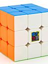 Rubiks kub MoYu 3*3*3 Mjuk hastighetskub Magiska kuber Utbildningsleksak Stresslindrande leksaker Pusselkub Lena klistermärken Present