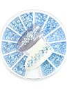 1 pcs Nail Smycken Ljuv / Ny ankomst / Mode Vackert Dagligen Nail Art Design
