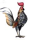 1 buc Plastice Reșină Casual Țara Tradițional Retro Modern/ContemporanforPagina de decorare, Obiecte decorative Cadouri Cadouri