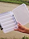 קופסאות קישוט קופסאת פתיונות מגשים2 פלסטיק 20 cm*17 סמ*4.5 cm / קופסת תפירה / Spinning / דייג במים מתוקים / דיג בס / דיג בפתיון