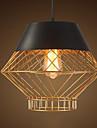 Modern/Contemporan designeri Lumini pandantiv Lumini Ambientale Pentru Dormitor Cameră de studiu/Birou Magazien/Cafenele Alb Cald